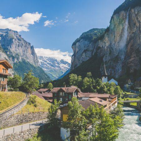 Switzerland & Austria